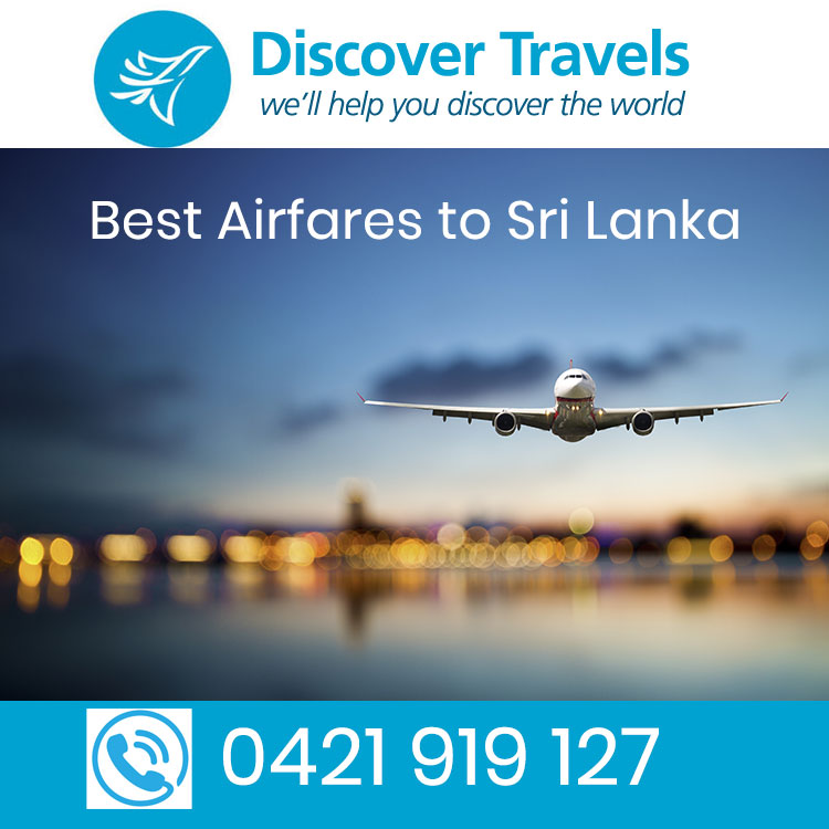 Sri Lankan Airfares in Hallam