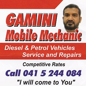 Gamini Mobile Mechanic