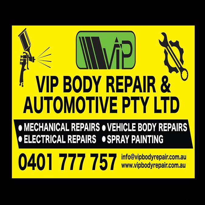 VIP Body Repair & Automotive